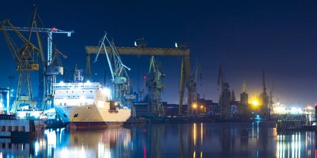 Ports and Marine Facilities